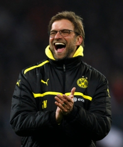 Klopp - accustomed to losing his star players.