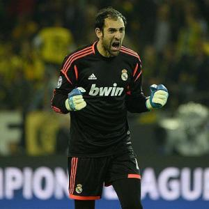 Diego Lopez has been stellar since his return to his boyhood club.