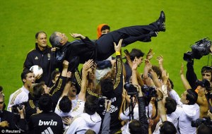 La Liga 2011-12 - the highlight of Mou's tenure