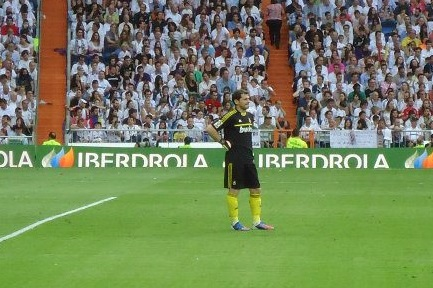 I had the privilege of seeing St. Iker in the flesh in May 2012.