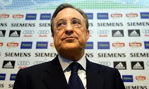 Real Madrid president Florentino Perez has never rated Higuain.