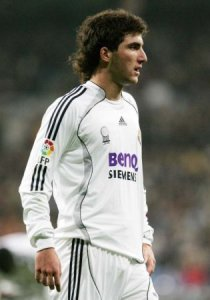 Higuain - actually born to play for Real Madrid.
